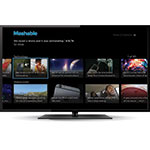 Mashable channel - published with Roku Direct Publisher. (more channel examples are available at http://newsroom.roku.com) (Photo: Business Wire)