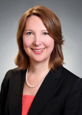 Valerie Haertel, IRC, NIRI 2017 Board Chair (Photo: Business Wire)