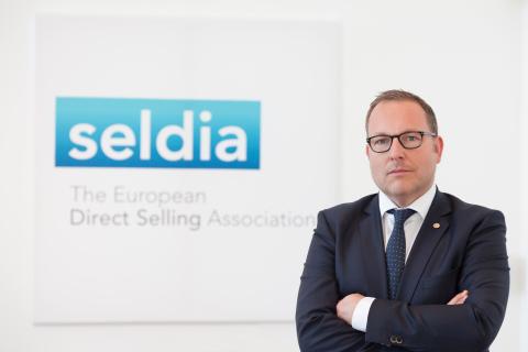 Dr. Thomas Stoffmehl, neuer Vorsitzender von Seldia. (Photo: Business Wire)