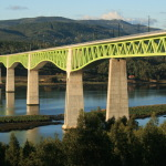 Ulla Viaduct in Galicia, Spain (Photo: Business Wire)