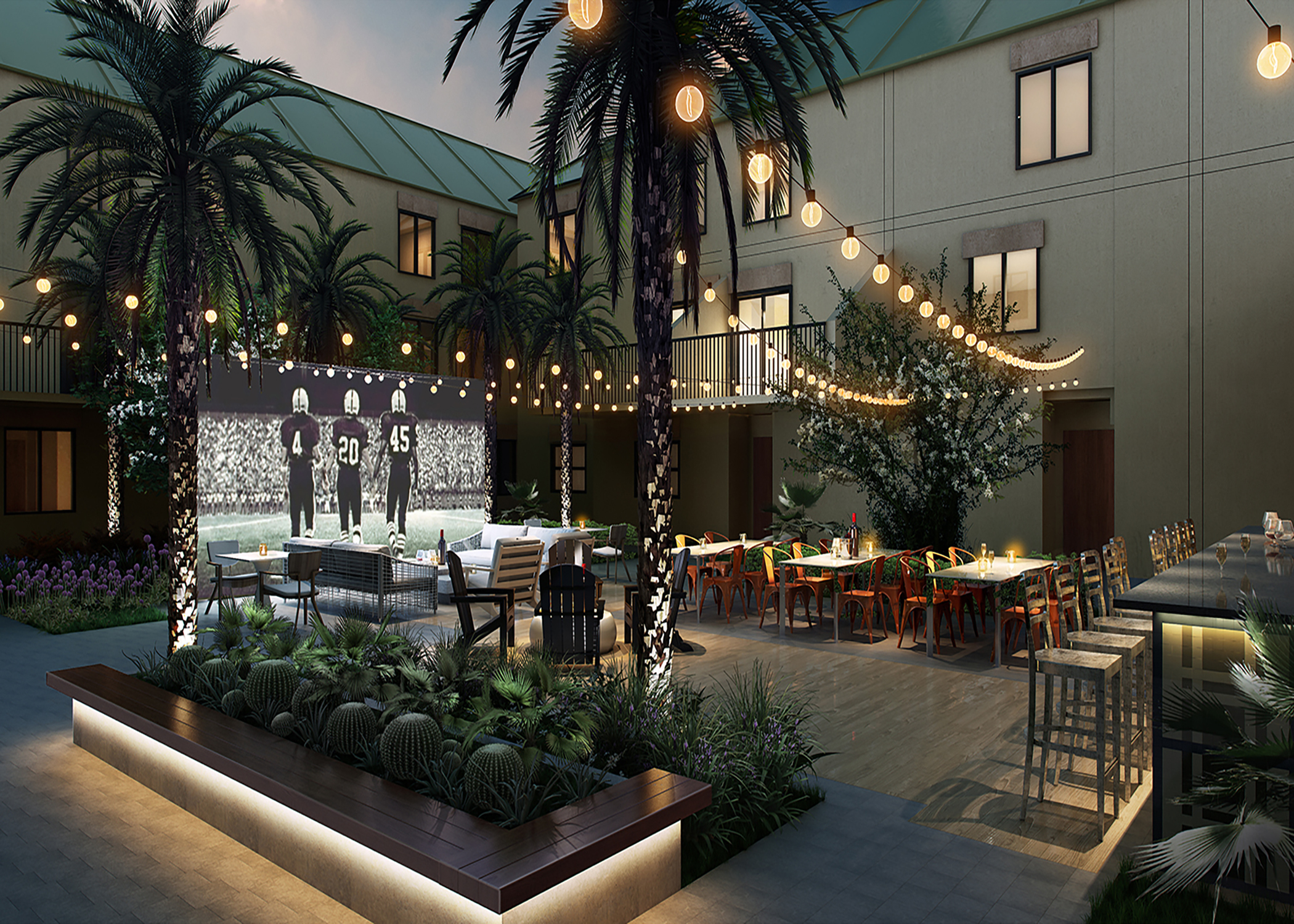 DoubleTree by Hilton Gainesville Opens Just a Kickoff Away from University Campus (Photo: Business Wire)