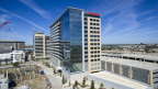 KDC Completes Fourth Office Tower for State Farm at CityLine in North Texas (Photo: Business Wire)