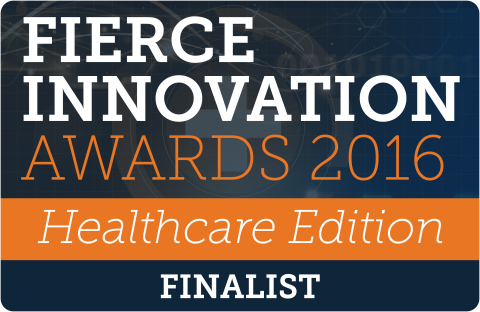 "Glytec is proud to be named a Fierce Innovation Awards finalist, Healthcare Edition. ""Our focus is on optimizing diabetes care across the continuum, whether patients are hospitalized or at home,"" says Glytec's Chief Medical Officer, Andrew S. Rhinehart, MD, FACP, FACE, CDE, BC-ADM, CDTC. ""This is especially important as the majority of health systems transition to risk- and value-based payment programs."" (Graphic: Business Wire)"