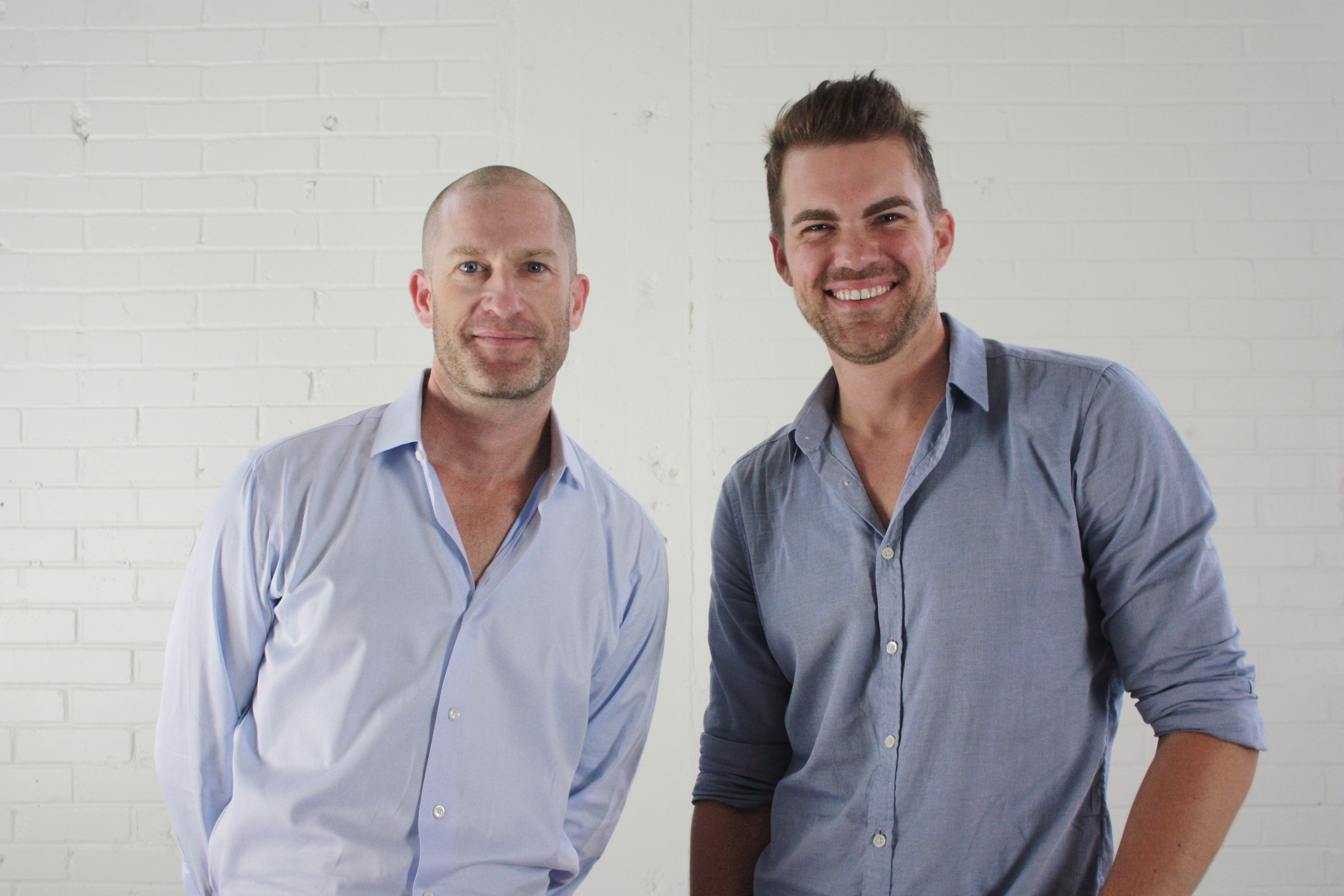 Twyla co-founder and CEO Matt Randall (left) and Twyla COO Justin Halloran (right) (Photo: Business Wire)