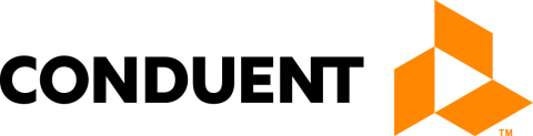 Conduent has unveiled the typeface treatment and logo the business process services company will be featuring after it separates from Xerox on January 1, 2017. When it begins operations under CEO Ashok Vemuri, the independent, publicly-traded company will enter the FORTUNE 500 list with approximately $7 billion in revenue and more than 93,000 employees worldwide.