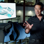 """Mouser Electronics, Grant Imahara and Local Motors unveil the Essence of Autonomy """"Fly Mode"""" project. To check out the cool new video and learn more about this exciting 3-D autonomous vehicle from the Empowering Innovation Together program, visit www.mouser.com/empowering-innovation. (Photo: Business Wire)"""
