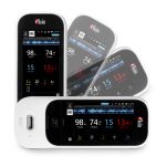 Masimo Rad-97 Pulse CO-Oximeter, featuring automatic display rotation (Photo: Business Wire)