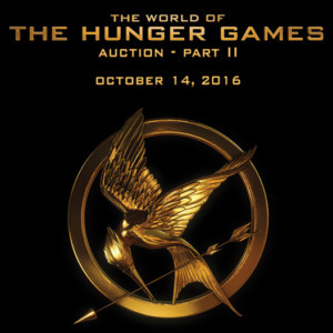 Invaluable today announced online bidding on The World of The Hunger Games Auction: Part II on October 14, 2016 at 11am PDT. (Photo: Business Wire)