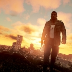 2K and Hangar 13 today announced that Mafia III, the thrilling organized crime drama set in the immersive open world of 1968 New Bordeaux, is now available for PlayStation®4 computer entertainment system, Xbox One and Windows PC.(Graphic: Business Wire)