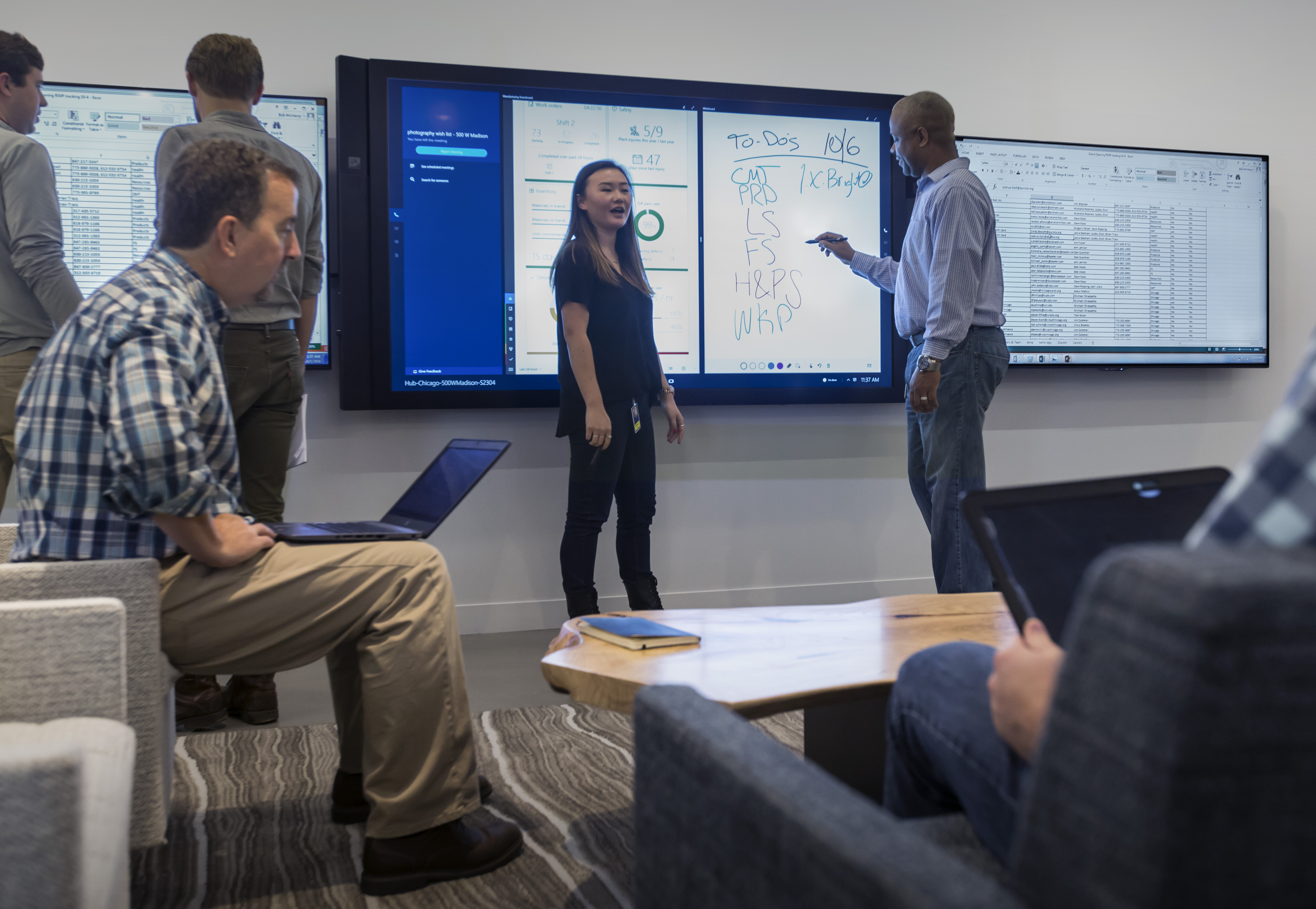 The Accenture Digital Hub: Chicago uses a variety of innovative technologies to help clients solve business problems. (Photo: Business Wire)
