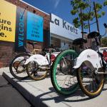 La Kretz Innovation Campus, LA's new cleantech innovation hub. (Photo: Business Wire)