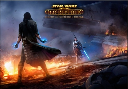 'BETRAYED' CINEMATIC TRAILER REVEALS EPIC NEW STORY IN THE NEXT DIGITAL EXPANSION TO STAR WARS™: THE OLD REPUBLIC (Graphic: Business Wire)