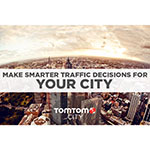 TomTom City reaches 100 cities (Photo: Business Wire)