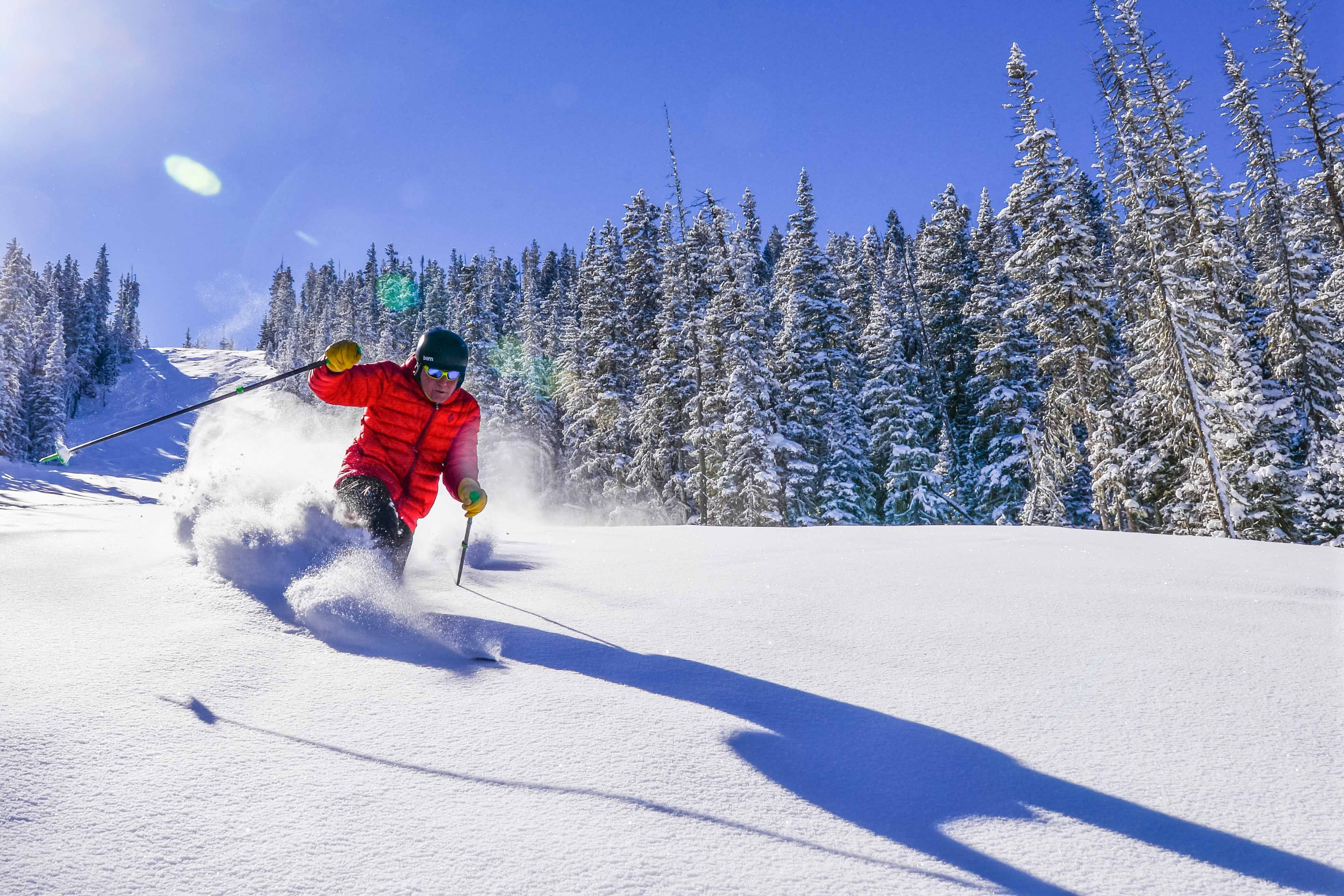 Northern New Mexico's Angel Fire Resort is expanding trails and its terrain park in time for its 50th Anniversary Winter Season, which kicks off December 9, 2016. (Photo: Business Wire)