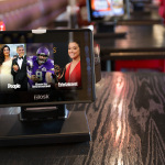 Time Inc.'s People, Sports Illustrated and Entertainment Weekly Will Be Syndicated Through Ziosk's Tableside Tablet, Now Located in 3,000 Restaurants Nationwide (Photo: Business Wire)