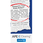 Apex Clearing Launches Prime Brokerage Platform to Serve Growing Demand From Small and Mid-Sized Hedge Funds (Graphic: Business Wire)