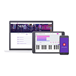 Soundtrap works on a multitude of devices across iOS, Android, Chromebook, Mac and Windows platforms (Photo: Business Wire)