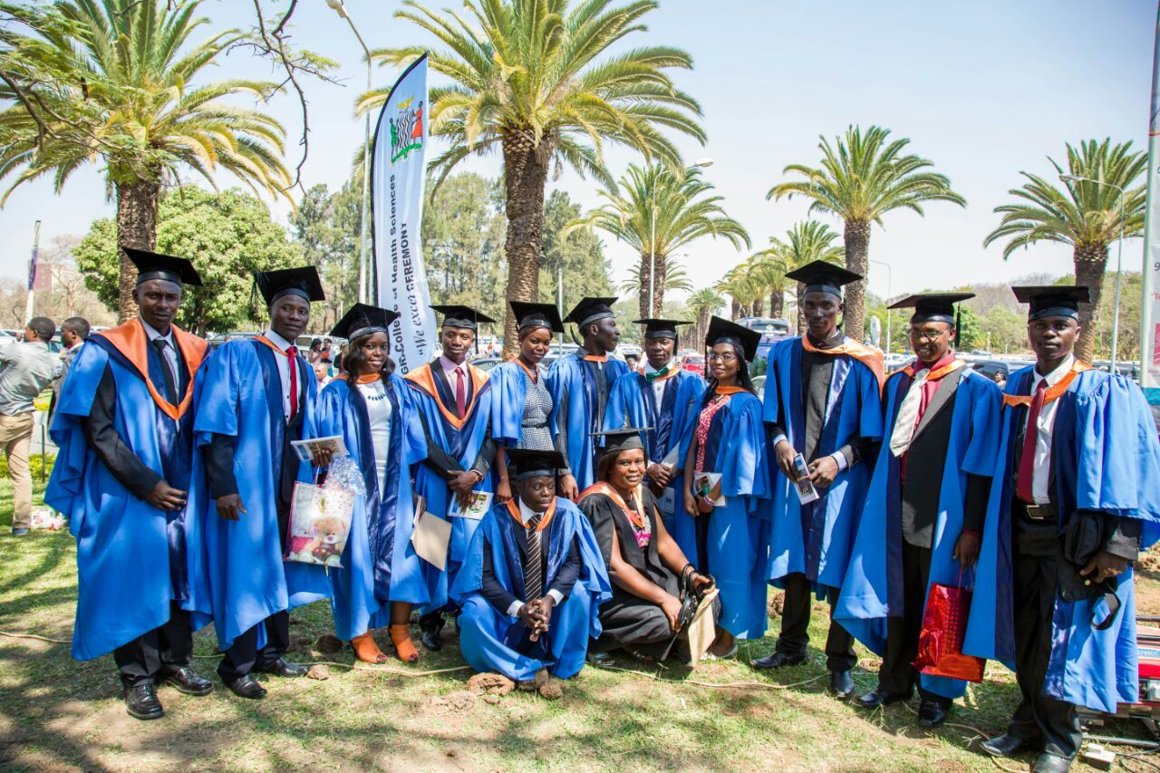 """""""Since inception, this model has trained over 40 HIV-medics. I sincerely congratulate the Zambian government, staff of Chainama College and the graduates on this great occasion. I hope to see more countries adapt and begin implementation of this model,"""" said Dr. Penninah Iutung, AHF Africa Bureau Chief. (Photo: Business Wire)"""