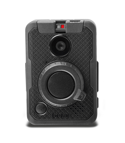 Using the Getac Veretos Body Worn Camera's built-in WiFi, officers can stream live video directly to the Veretos Cloud where all videos and officer locations can be seen in real-time on a map by the Command Center to provide complete situational awareness. (Photo: Business Wire)