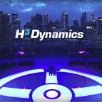 由H3 Dynamics設計的DRONEBOX Smart Drone Nesting Station透過V-Cube Robotics開始在日本市場推廣。(照片:美國商業資訊)