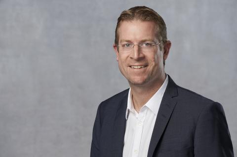 Jörg Pfirrmann, CFO Sartorius (Photo: Business Wire)