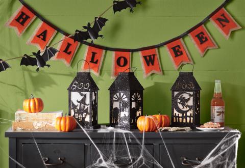 Wayfair names the top 20 most spooktacular U.S. neighborhoods for Halloween. (Photo: Business Wire)