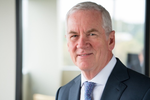 Stuart Grant, Patheon CFO (Photo: Business Wire).
