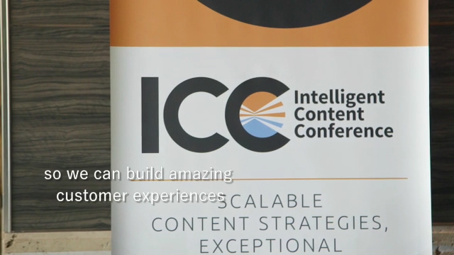 Watch this video to learn more about Intelligent Content Conference 2017 in Las Vegas, March 28-30.