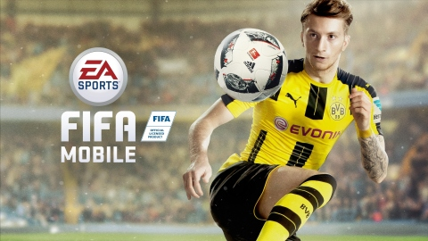 A REIMAGINED FOOTBALL GAME FOR PLAYERS ON-THE-GO ARRIVES WITH EA SPORTS FIFA MOBILE (Graphic: Business Wire)