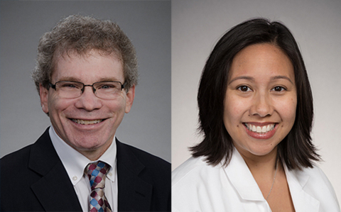 "Irl Hirsch, MD and Cora Espina Erickson, ARNP, CWCN, of the University of Washington, are authors of a new study published in the medical journal, Bone Marrow Transplantation, demonstrating that stringent glucose control among transplant patients is feasible using Glucommander, the computer-guided glucose management system from Glytec. According to Hirsch, ""Up until now, most thought it would be difficult to even consider a clinical trial to assess if glucose control could impact outcomes, including mortality, because our insulin protocols were not robust enough to deal with the high-dose steroids, TPN, and occasional eating all at the same time. The Glucommander system showed in our feasibility study it is indeed possible to control glycemia in this population."" (Photo: Business Wire)."