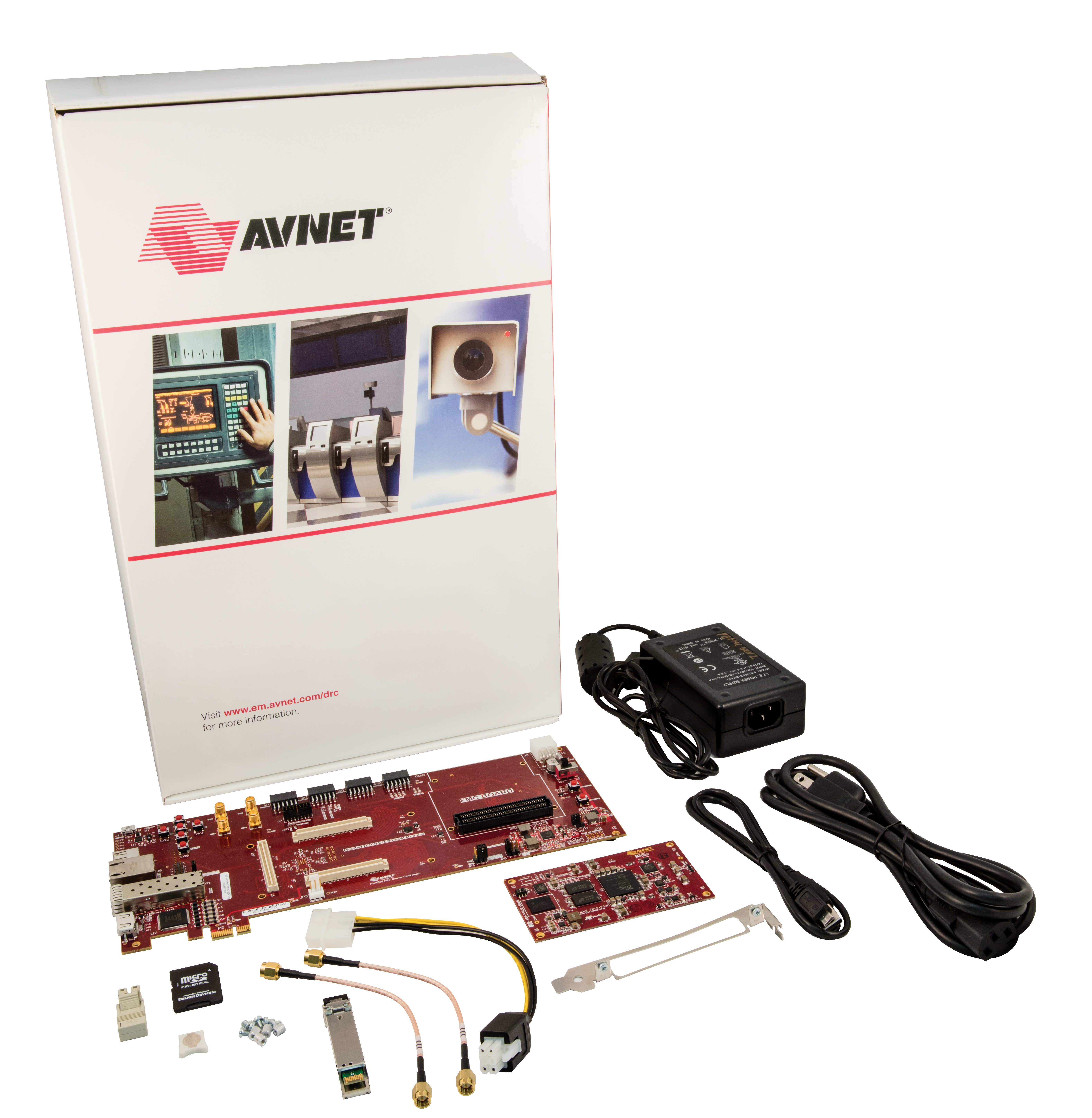 New Zynq Transceiver Evaluation Kit from Avnet Electronics Marketing now available for $649. (Photo: Business Wire)
