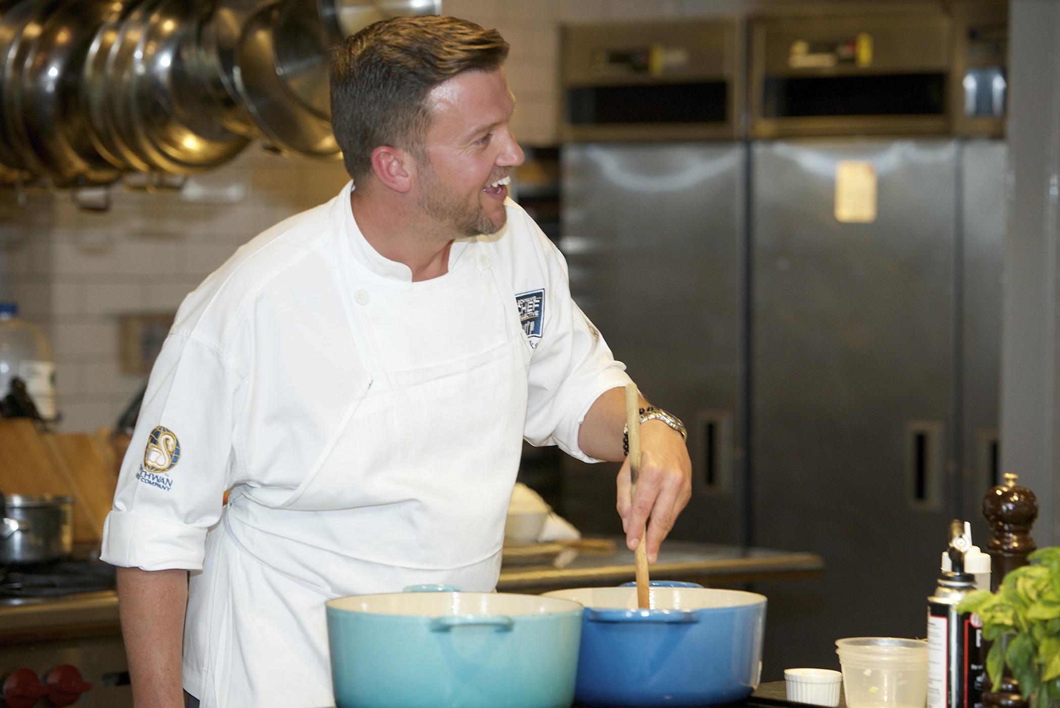 Schwan's Chef Collective member, Chef Todd Erickson from Miami, Fl. (Photo: Business Wire)