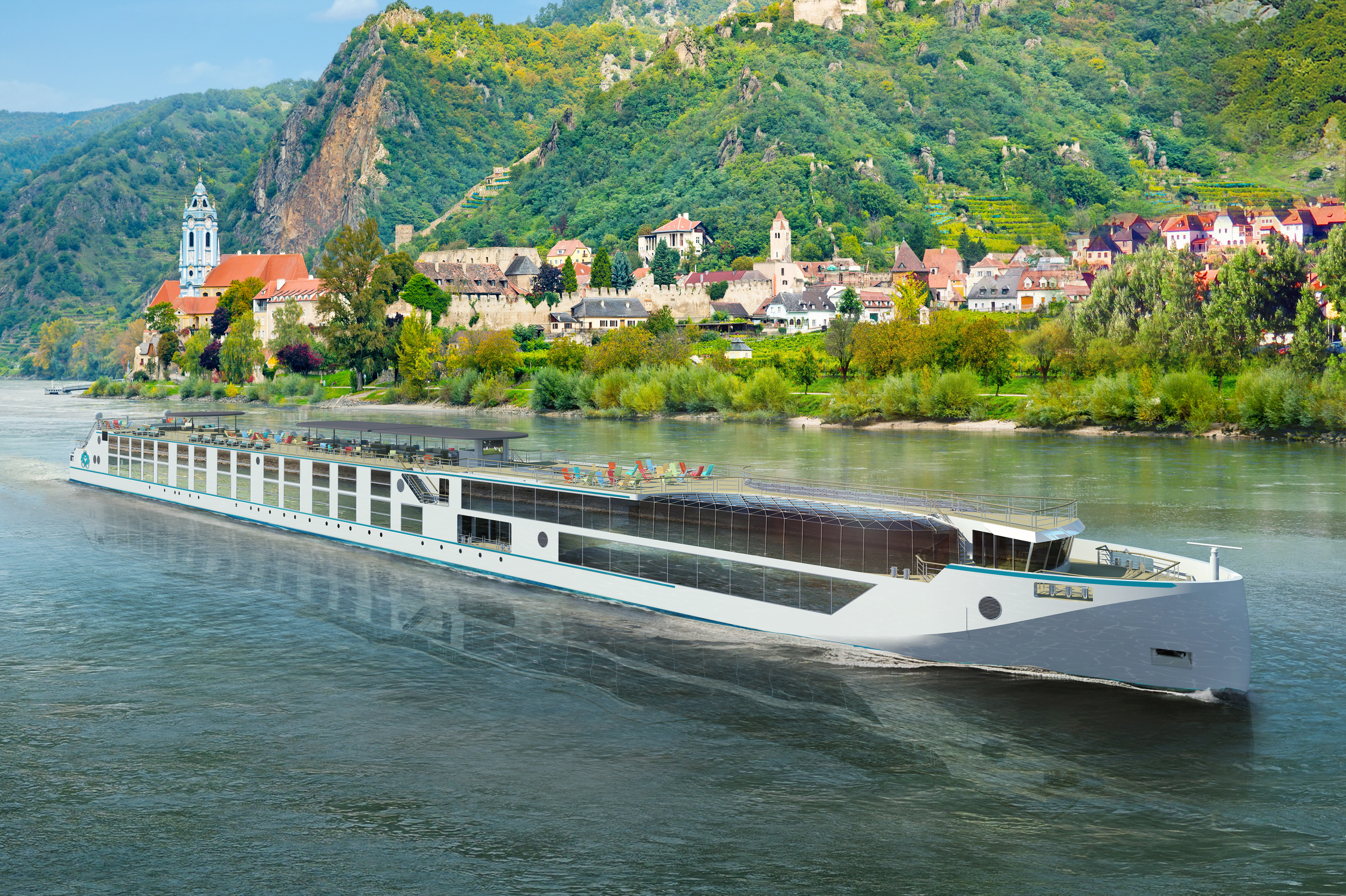 Crystal River Cruises Unveils Itineraries for the Launch of New ...