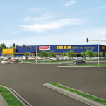 IKEA secures contractors for its future Jacksonville store, opening Fall 2017 as 5th store in Florida. (Graphic: Business Wire)