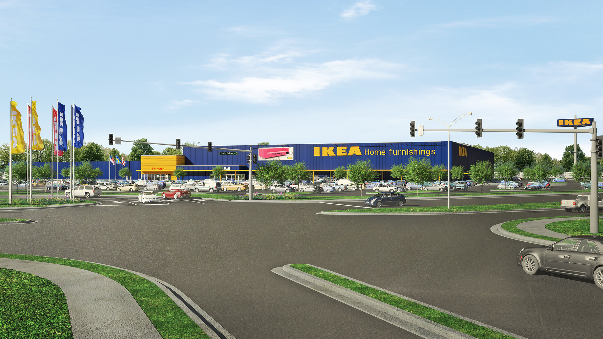 Swedish Home Furnishings Retailer Ikea Secures Contractors For Its Future Jacksonville Store Opening Fall 2017 As 5th Store In Fl Business Wire