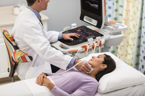 The design of Carestream's Touch Prime Ultrasound platform is based upon recommendations by sonographers and ultrasound professionals across the world. (Photo: Business Wire)