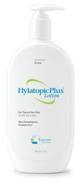 Encore Dermatology, Inc. Announces Launch of HylatopicPlus® Lotion ...