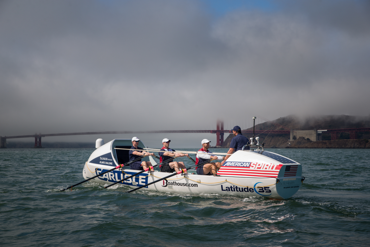 Carlisle Companies\' American Spirit to Compete in the Atlantic ...