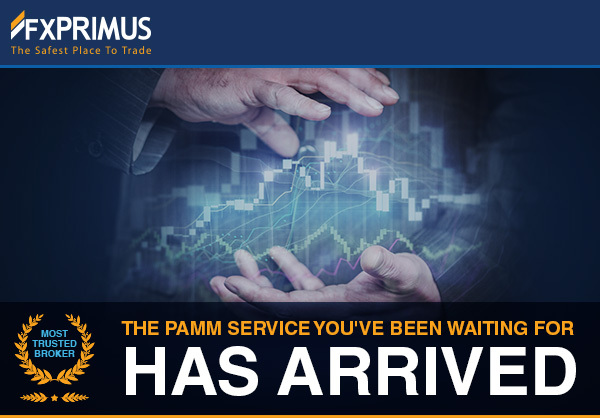 FXPRIMUS Launches a new PAMM trading service benefiting Portfolio Managers, IB's and Traders (Photo: Business Wire)