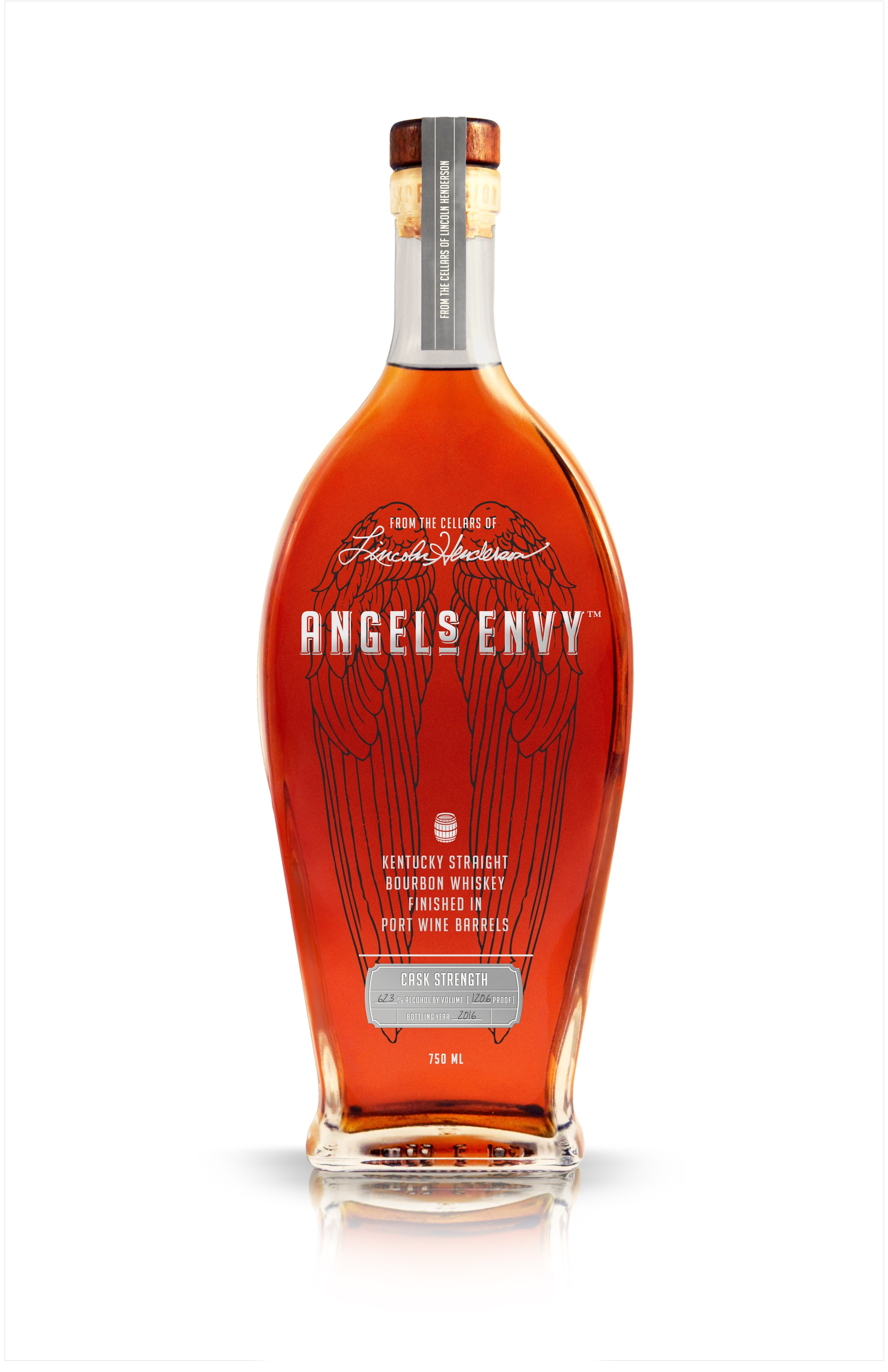2016 Cask Strength Limited-Edition (Photo: Business Wire)