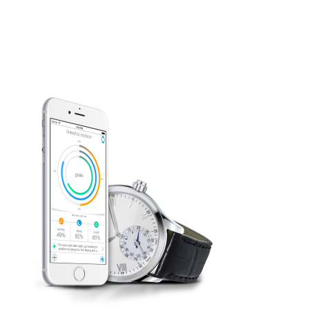 MMT365 Smartwatch (Photo: Business Wire)