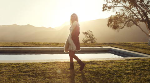 Limited Edition Toscana Jacket by UGG (Photo: Business Wire)