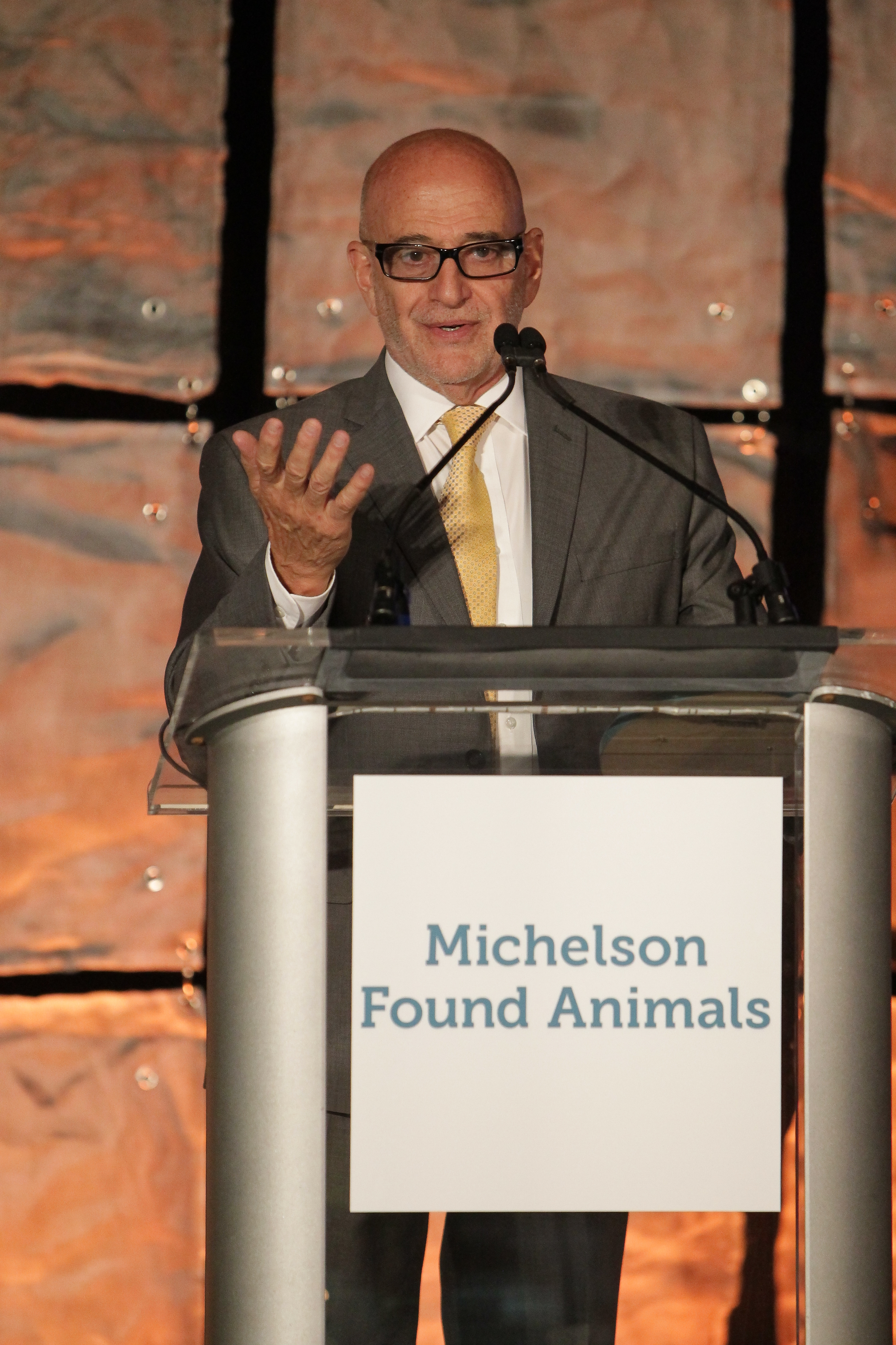 Francis Battista, Co-Founder of Best Friends Animal Society (Photo: Business Wire)
