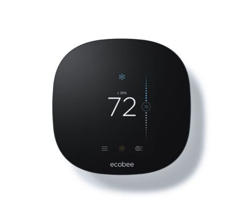 ecobee3 lite features a beautiful and easy-to-use touchscreen interface and pays for itself in less than a year. (Photo: Business Wire)