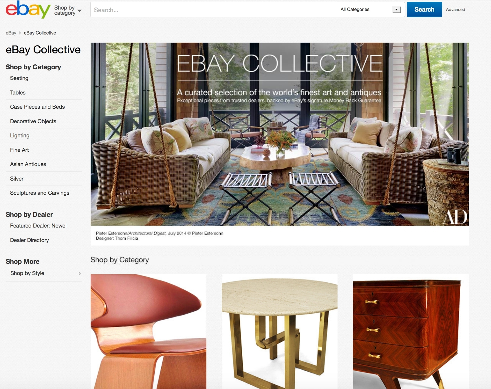 eBay Launches eBay Collective to Provide A New, Curated Experience ...