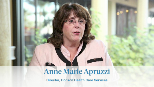 Ann Marie Apruzzi of Horizon Health Services on how ClaimsXten helped streamline their medical policy code editing and avoid post-payment audits.