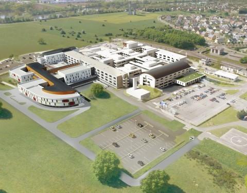 Centre Hospitalier Intercommunal Elbeuf (Photo: Business Wire)