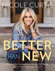 """""""Rehab Addict"""" star Nicole Curtis will be signing her new book, """"Better Than New"""" at four Cost Plus World Market store locations (Photo: Business Wire)"""