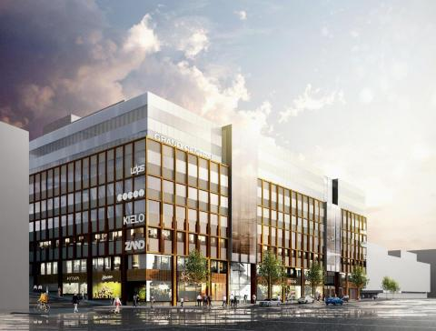 Grand Central Sundbyberg (Photo: Business Wire)