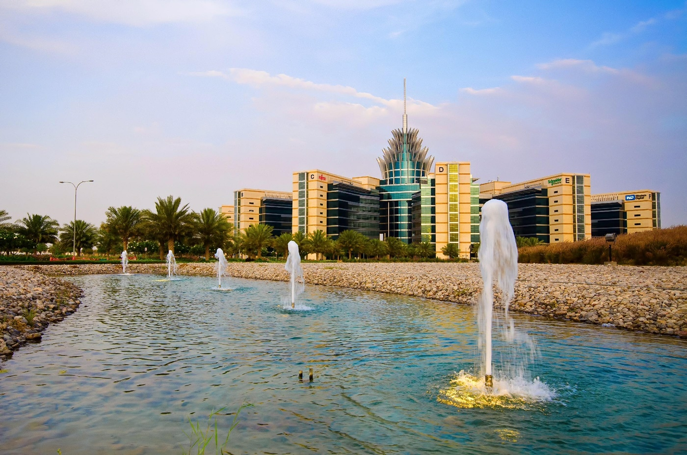 Dubai Silicon Oasis Authority (DSOA) HQ Building (Photo: ME NewsWire)